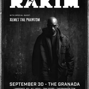 9:30 Rakim Support