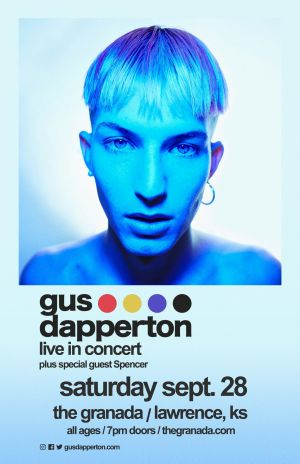 Gus Dapperton Updated