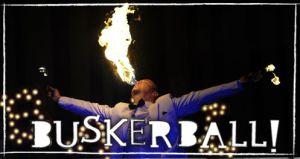 Busker Ball Tiltle Image