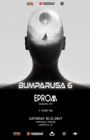 Bumparusa 6 Flyer