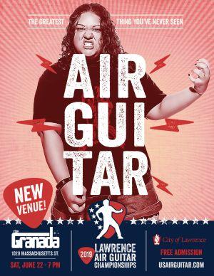 Granada AIRguitar2019 PosterLAW newVenue