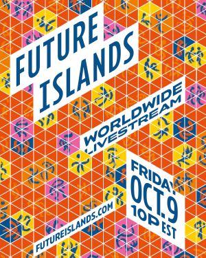 FutureIslands Release Show EST